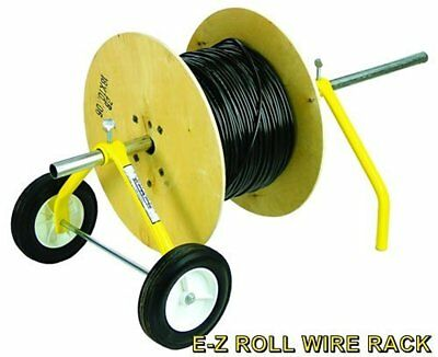 55455 - Rack-a-tiers E-z Roll Wire Rack