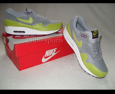 Nike Air Max 90 Cl (Nike Air Max 1 WMNS  Wolf Grey Green CL Gr. 36 37 38 39 40 41  599820 007 90)