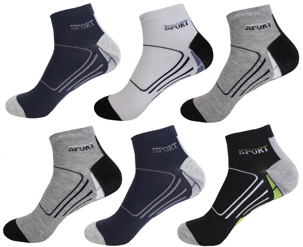 6-12 Paar Socken Damensocken Herrensocken Kurzsocken Business Sneaker socken