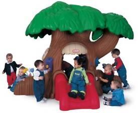 Little tikes tree house