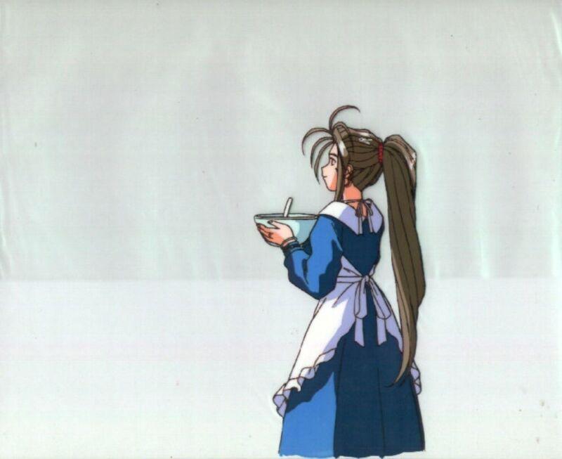 Anime Cel Ah My Goddess #58