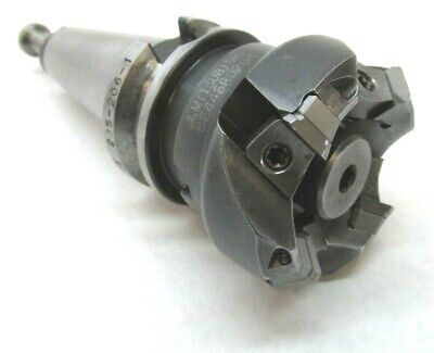 Mitsubishi 2 Indexable Face Mill W Bt35 Shank - Be445r0204
