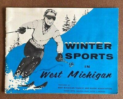 1946 Winter Sports Resort Guide / Western Michigan Tourist & Resort Association