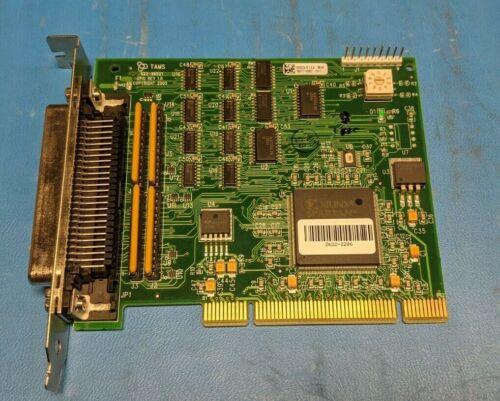 TAMS GPIO Card Rev 1.0 622-66521 PCI Interface