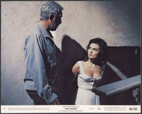 ROSANNA SCHIAFFINO BUSTY CLEAVAGE ANTHONY QUINN The Rover '68