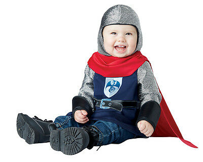 Infant Renaissance Costume (Lil Knight Renaissance Infant Baby Halloween)