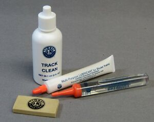 Lionel track cleaning eraser reviews