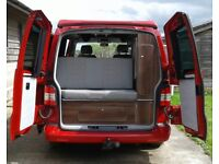 VW T5 Caravanette. Full MOT and service. Clean condition. Ready to go