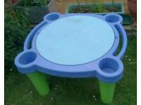 Sand or Water Table with Lid