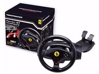 Thrustmaster Ferrari GT Experience Racing Wheel (PC/PS3)