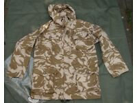 NEW - Reserve - Army Issued Desert Windproof Combat Smock (size 180/104 / Large)