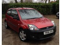 Ford Fiesta 1.4 Zetec Climate .Full 12 months MOT.New clutch and recent cam belt .Nice condition.