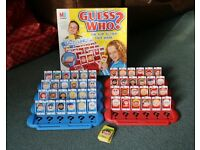 MB Games Guess Who? The Flip 'N' Face Game - Age 6+