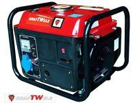 Generator Kraftwele ST2000 2,0Kva 230V Petrol