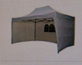 Airwave 4.5mtr x 3mtr White Pop up Gazebo, Fully Waterproof, Integral Windbar & Carry Case