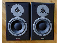 Dynaudio 2/7 Monitor speakers - mint, boxed, less than year old