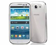 White Samsung Galaxy S3 16GB in fine condition *SOLD* Bossley Park Fairfield Area Preview