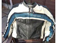 Frank Thomas 'cafe racer' motorcycle jacket