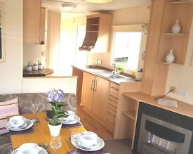 Static Caravan For Sale in Morecambe - Open All Year (12 Month Season) - No Site Fees Until 2018