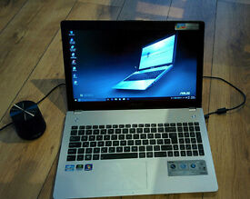 ASUS Laptop N56VM update with 1Tb SSD Hard Drive and 8GB ram