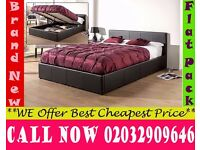 Storage Leather Bedding Frame Single also have double and king Meridian