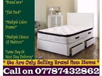 BRAND Double / Single/Kingsize bedding also With 1000 POCKET SPRUNG Mc Connells