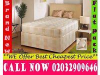 BRAND Double / Single/Kingsize bedding With 1000 POCKET SPRUNG East Dennis