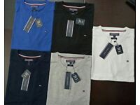 Tommy Hilfiger Classic T shirt for Men (Wholesale Only)