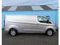 *** FORD TRANSIT CUSTOM ALLOY WHEELS WITH NEW MICHELLIN TYRES ***
