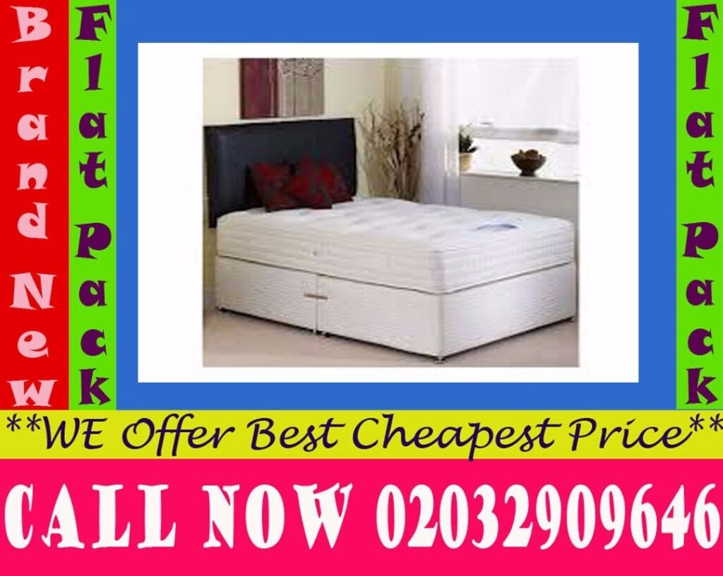 STRONG Single Bedding at Best PRICE base and frame Double Des Moinesin Leytonstone, LondonGumtree - We adhere to strict quality standards to ensure you are fully satisfied with your purchase. If you are not satisfied or simply change your mind, call us within the 7day period and claim your refund; no questions asked