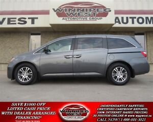 2013 Honda Odyssey EX 7-PASS, LOADED, POWER DRS, DVD, BACK UP, L