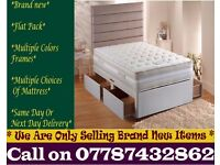 STRONG Single Bedding at Best PRICE base and frame Double Dallas