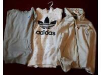 Adidas &Superdry hoodies