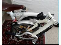 Bromton bike or sale