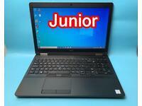 Dell i5 UltraFast 6th Gen 8GB 256GB SSD Slimline Dell HD PowerFul Laptop, Win 10, Ms office