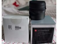 Leica 50mm f/2 Summicron M