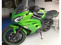 Kawasaki er6f 650cc Sports Tourer