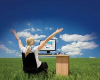 Enjoy These Beautiful Summer Days With A Virtual Office!