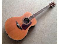 Vintage parlor size acoustic guitar * PRICE DROP