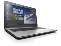 "Lenovo 310 Ultra Slim i7 8GB RAM 1TB 3.1 GHz 15.6"" FULL HD 1080P Laptop Windows 10 Bluetooth Cam"