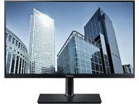 "Samsung S24H850QFU - SH850 Series - LED monitor - 24"" - 2560 x 1440"