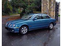 Jaguar S-Type 3.0 SE Auto 1999. MOT Oct 2018