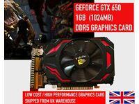 GeForce GTX 650 1GB (1024MB) DDR5 Graphics Card - BRAND NEW - Mining, Bitcoin