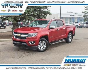 2016 Chevrolet Colorado LT *4WD *Leather *Heated Seats