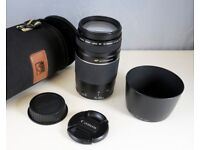 Canon Canon EF 75-300mm F4.0-5.6 II USM Lens