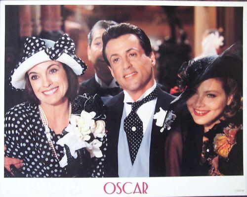 Sylvester Stallone,Ornella Muti, OSCAR,lc1113