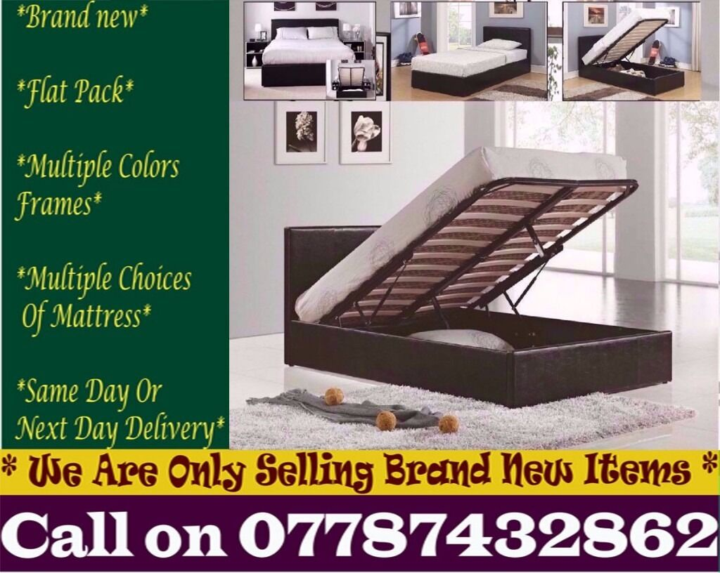Amazing Offer DOUBLE KINGSIZE SINGLE LEATHER STORAGE BASE Bedding Maribelin Tooting Broadway, LondonGumtree - Whether Youre An Investor or a Home Owner, Our Furniture Packages Are The Quickest And Most Cost Effective Way To Furnish An Entire Property. CONDITION Brand New in original packaging, flat packed