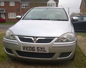 Vauxhall Corsa 2006 (06) 1.3 CDTi Design 5 door Manual Diesel