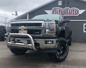 2014 Chevrolet Silverado 1500 LTZ  6 Inch Zone Lift Kit