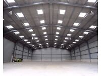 Managed Pallet Storage in East Midlands (Nottingham) with full artic lorry access and CCTV
